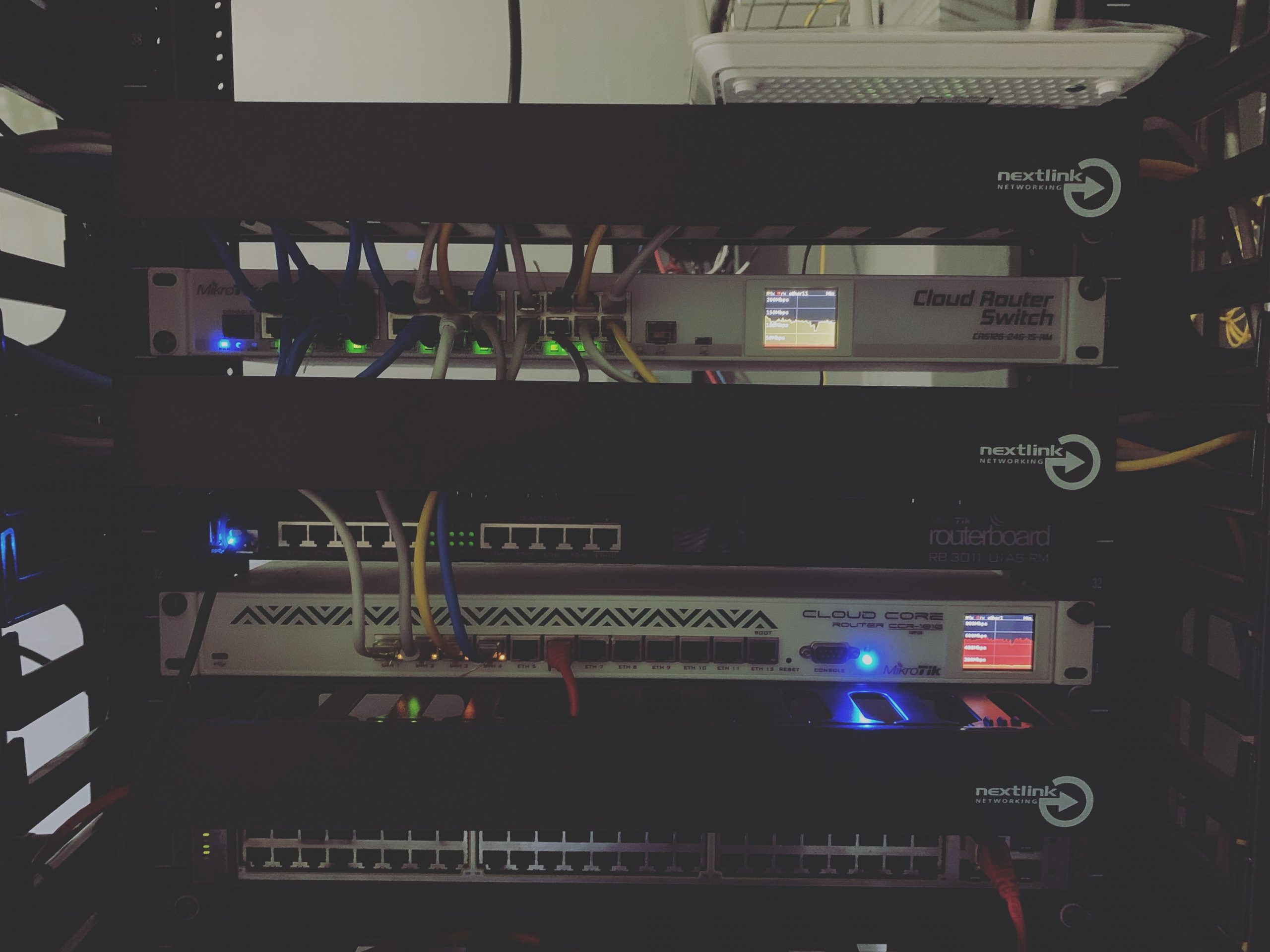 Soporte técnico a redes